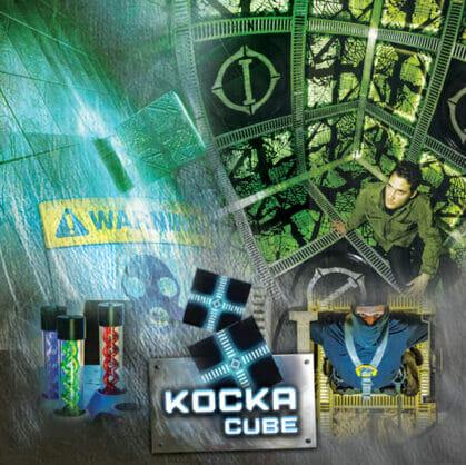 Main picture for escape room Cube