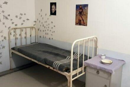 1. ábra a szabadulószoba Prison Budapest