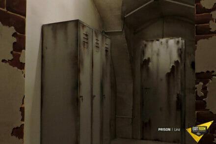 2. ábra a szabadulószoba Prison Budapest