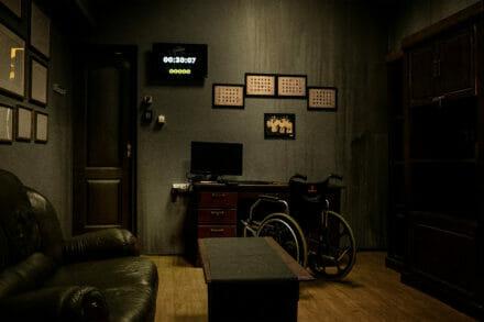 3. ábra a szabadulószoba Madness II. Budapest