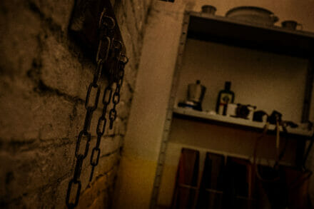 5. ábra a szabadulószoba Prison Budapest