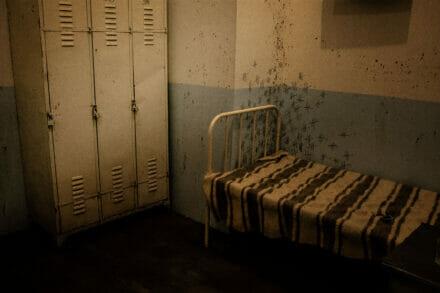 7. ábra a szabadulószoba Prison Budapest