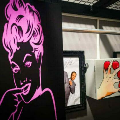 előnézet a szabadulószoba Szemfényvesztők Budapest