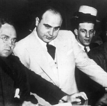 Előnézet a szabadulószoba Al Capone-A Razzia