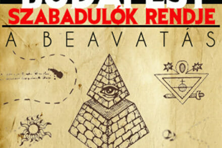 1. ábra a szabadulószoba SZABADULÓK RENDJE: A BEAVATÁS Budapest