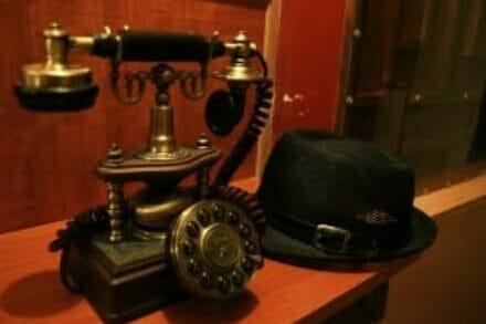 3. ábra a szabadulószoba Al Capone-A Razzia Budapest