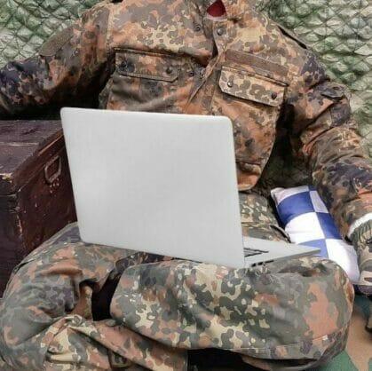 Előnézet a szabadulószoba Kaland az idegenlégióban/Online