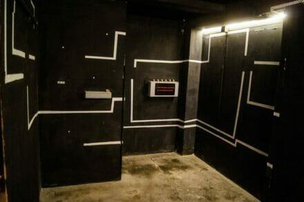 3. ábra a szabadulószoba THANOS – A Végtelen Kövek nyomában Budapest