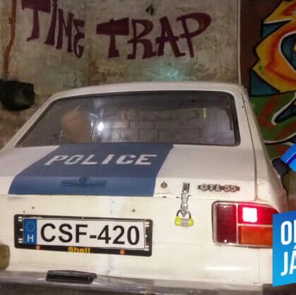 Előnézet a szabadulószoba CSI Budapest