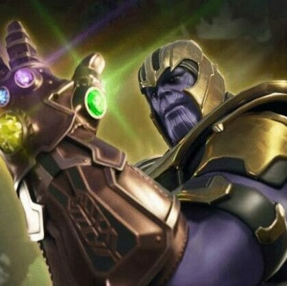 Main picture for escape room THANOS – THE INFINITY STONES