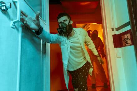 illustration 4 for escape room Chernobyl: Virus outbreak Budapest
