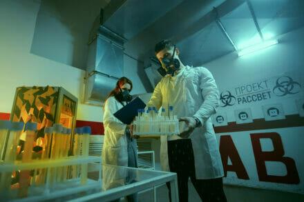 illustration 2 for escape room Chernobyl: Virus outbreak Budapest