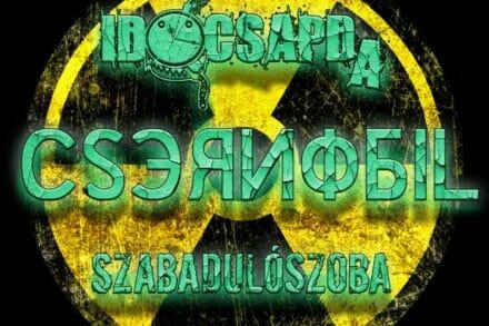3. ábra a szabadulószoba Csernobil csapdája Budapest