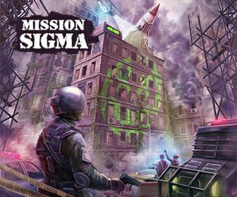 Előnézet a szabadulószoba Mission Sigma