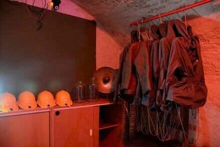 4. ábra a szabadulószoba Csernobil csapdája Budapest