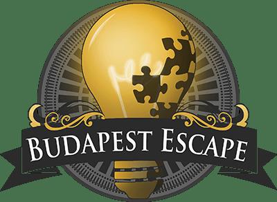 Logo: escape rooms Budapest Escape Budapest