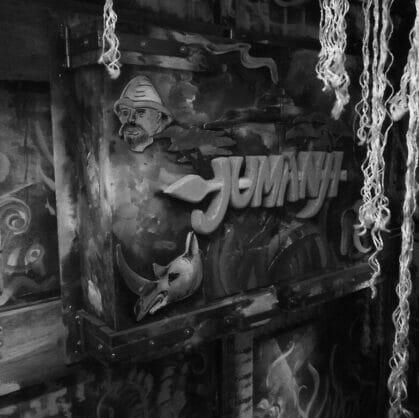 Előnézet a szabadulószoba Jumanji
