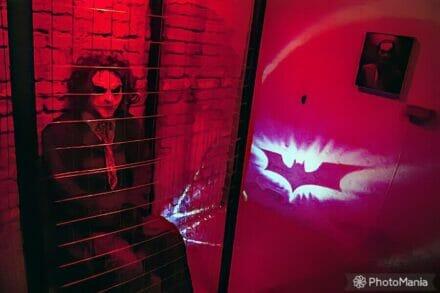 1. ábra a szabadulószoba Joker városa, Horror szabadulószoba Budapest