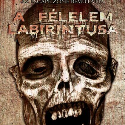 előnézet a szabadulószoba                                                 A Félelem Labirintusa Budapest