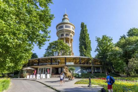 2. ábra a szabadulószoba Nyomozós Túra a Margitszigeten Budapest