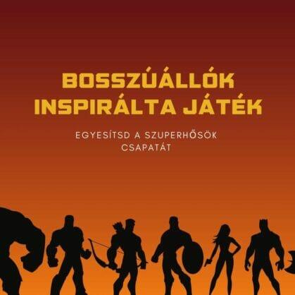 előnézet a szabadulószoba Bosszúállók Budapest