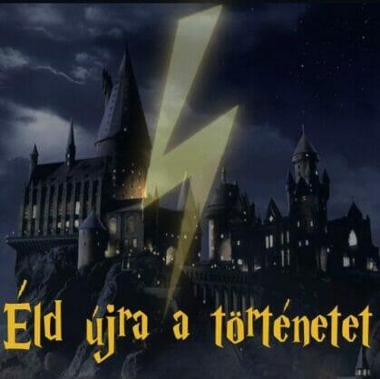 előnézet a szabadulószoba Harry Potter, éld újra a történetet Budapest