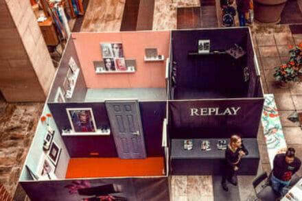 1. ábra a szabadulószoba Pop Up Box-a nagyágyú Budapest