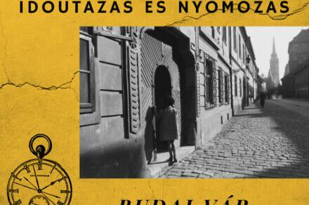 4. ábra a szabadulószoba A múlt árnyai – séta és nyomozás a Budai Várban Budapest