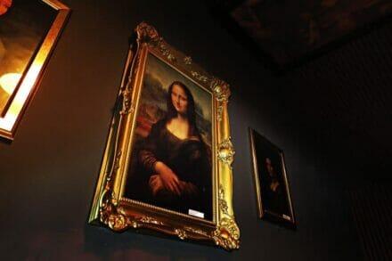 2. ábra a szabadulószoba Da Vinci Titkai Budapest