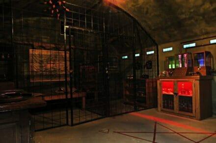 1. ábra a szabadulószoba Drakula & Frankenstein Budapest