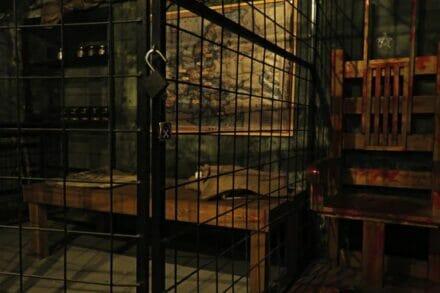 2. ábra a szabadulószoba Drakula & Frankenstein Budapest