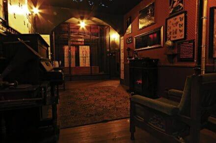 1. ábra a szabadulószoba Hasfelmetsző Jack Budapest
