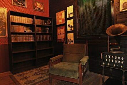 2. ábra a szabadulószoba Hasfelmetsző Jack Budapest