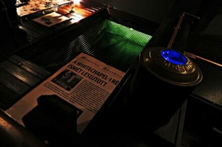 3. ábra a szabadulószoba Hasfelmetsző Jack Budapest