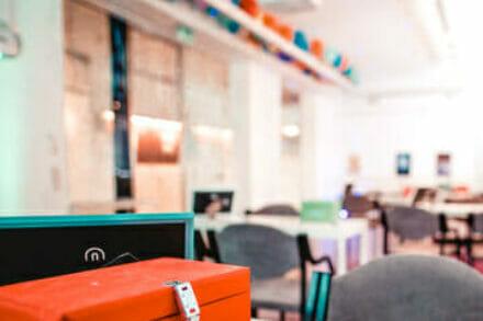 1. ábra a szabadulószoba Pop-Up Mini – a praktikus Budapest