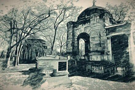 2. ábra a szabadulószoba Magyar szabadkőművesek a Fiumei úti sírkertben Budapest