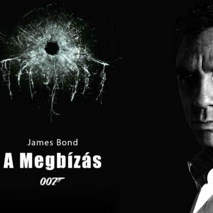 Előnézet a szabadulószoba James Bond – A Megbízás
